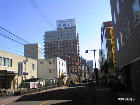 2010012426東横イン町田駅小田急線東口