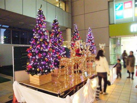 2008112906.jpg 町田ターミナルプラザのクリスマスツリー