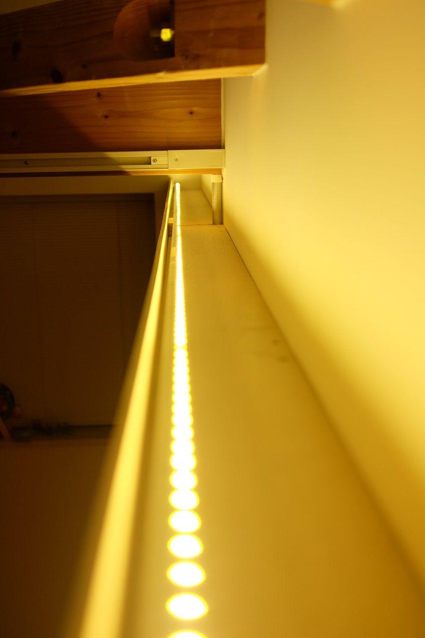 LEDテープライト照明2