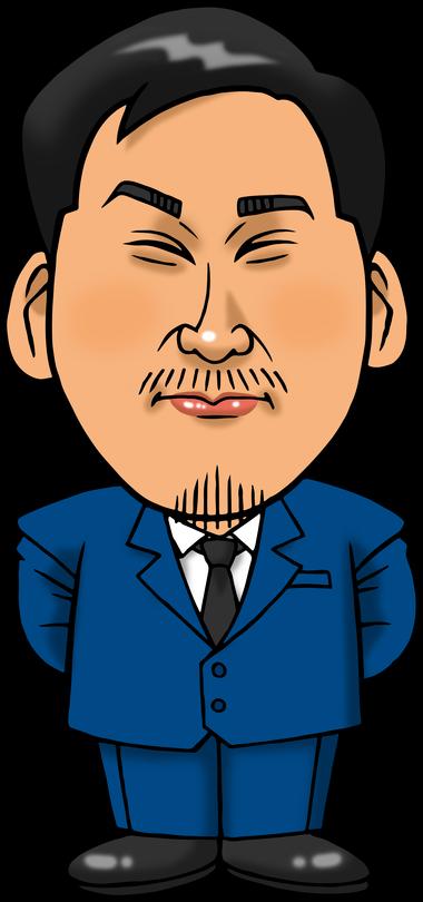 Hiromasa Hasimoto様似顔絵