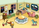 くもQの小部屋
