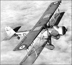Vickers_Vildebeest_in_flight
