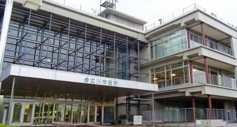 「市役所ごと爆破してやる」 立川市役所に爆破予告、7月21日・22日立ち入りを規制へ