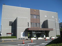 250px-Sayama_police_station