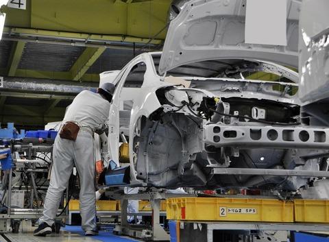 トヨタ期間工の給料明細wwwww