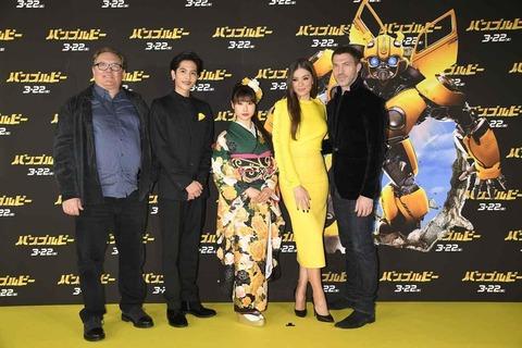 【画像】土屋太鳳さんがハリウッド女優と並んだ結果・・・・