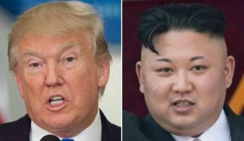 トランプ大統領、米朝首脳会談の中止発表 「怒りや敵意受け」「我々の核はとても巨大で強力。使われない事を神に祈る」キムに書簡