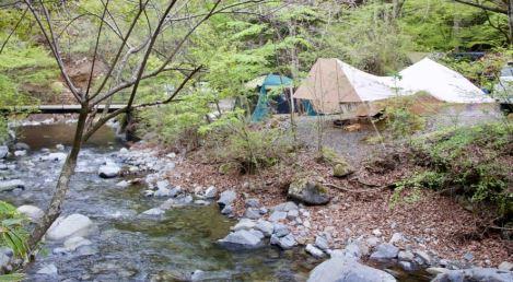 女児 道 不明 志村 キャンプ 場