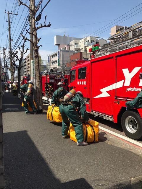横浜 異臭 騒ぎ 横浜駅や中華街周辺でガスや硫黄のような異臭か SNSで情報相次ぐ