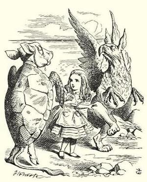 不思議の国のアリス 挿絵