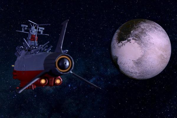 ヤマ卜と冥王星