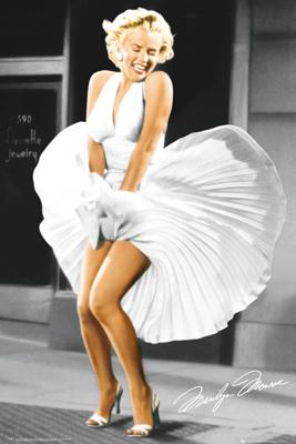 マリリン・モンロー ポスター