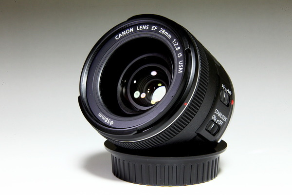 Canon EF28mm F2.8 IS USM