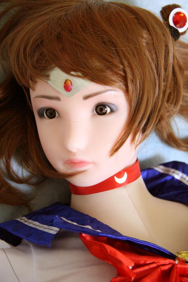 木偶の坊G2 Dollwig cute