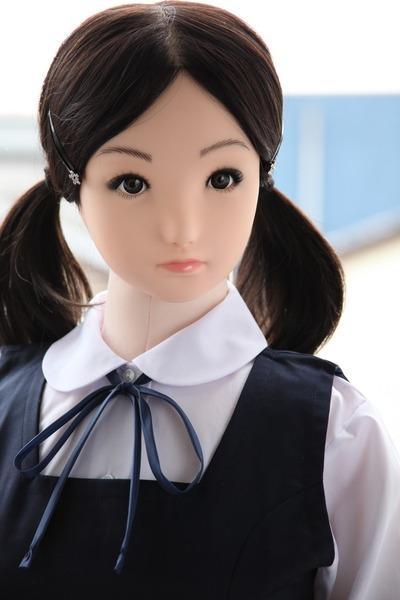 木偶の坊 タイプG + Dollwig cute