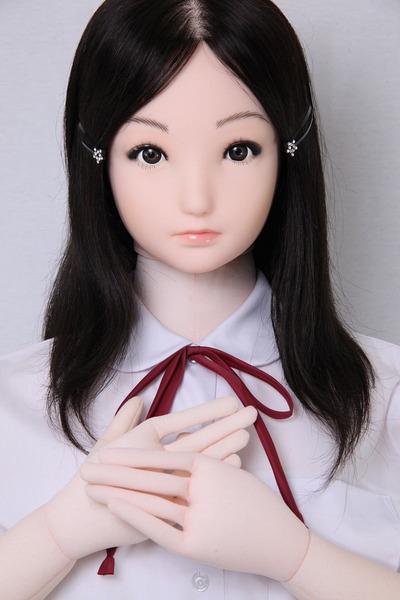 木偶の坊 立ちタイプG + Dollwig cute