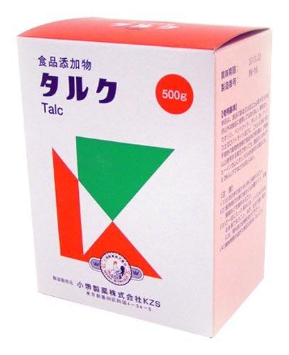 タルク(食添) 500g 小堺製薬