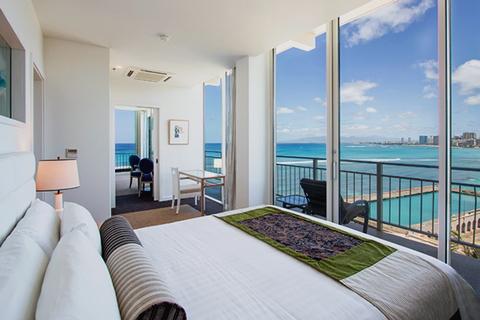 ハワイのホテル(イメージ)