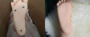 OR doll 足の裏オプション