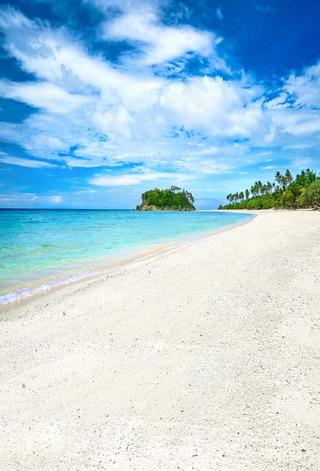 砂浜のフリー画像