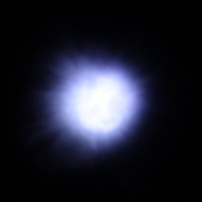 光源1m フォーカス∞ フィルター:MC-Nにワセリン