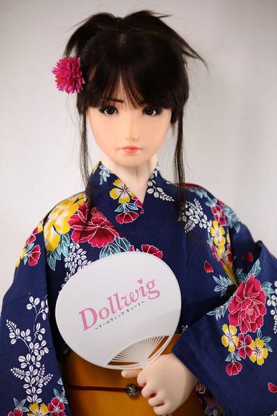 木偶の坊 立ちG+Dollwig cute