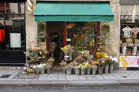 花屋(フリー画像)