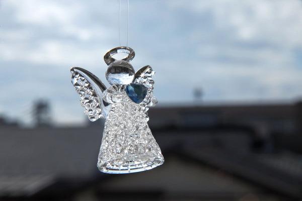 ガラスの天使