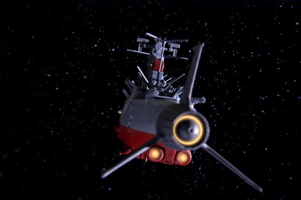 宇宙戦艦ヤマ卜(1980年金型)1/700