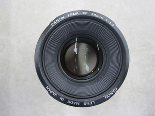 「Canon EF50mm F1.4 USM