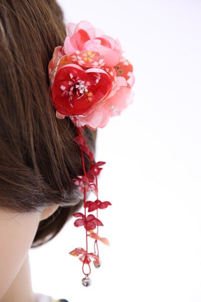 和服用髪飾り