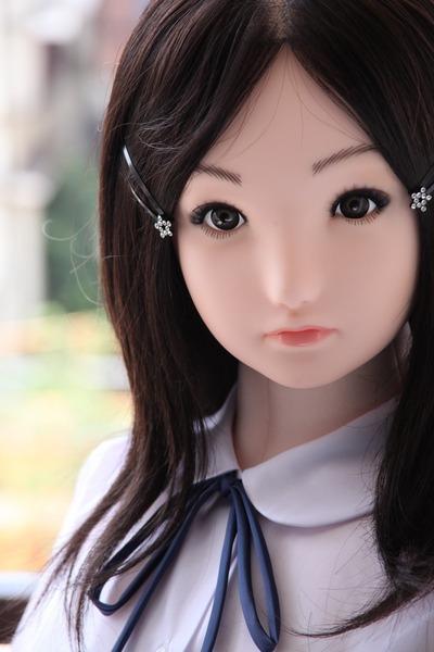 木偶の坊立ちG + Dollwig cute