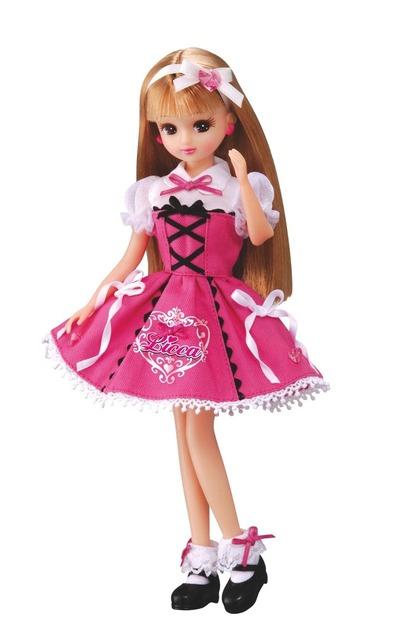 リカちゃん人形 LD-10 かわいいリカちゃん