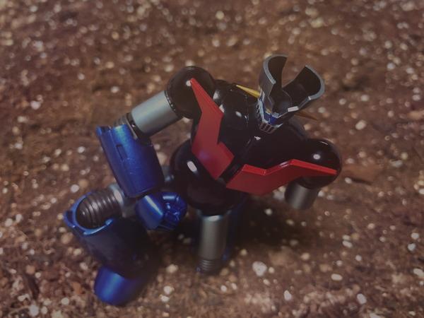 スーパーロボット超合金