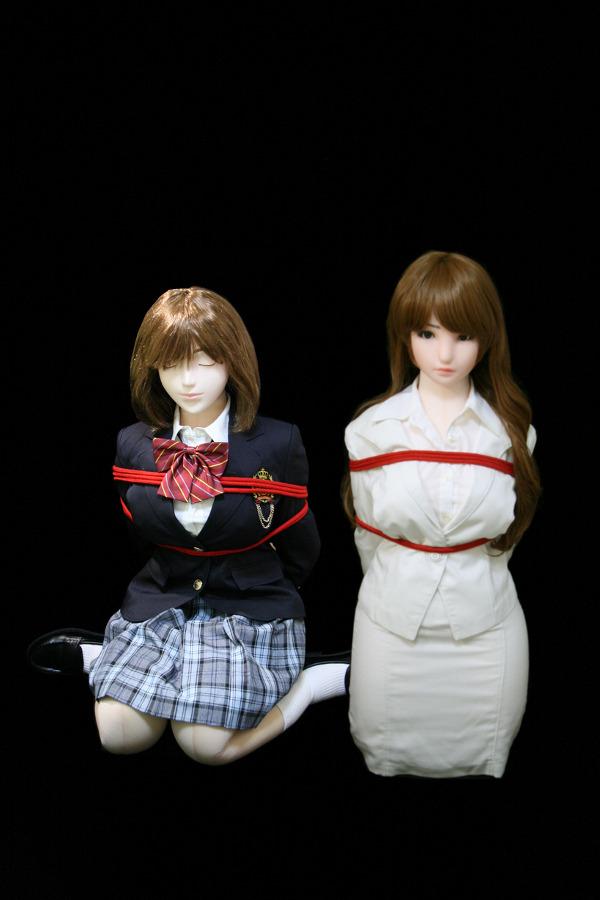木偶の坊座りG夏音とタイプG+キュート