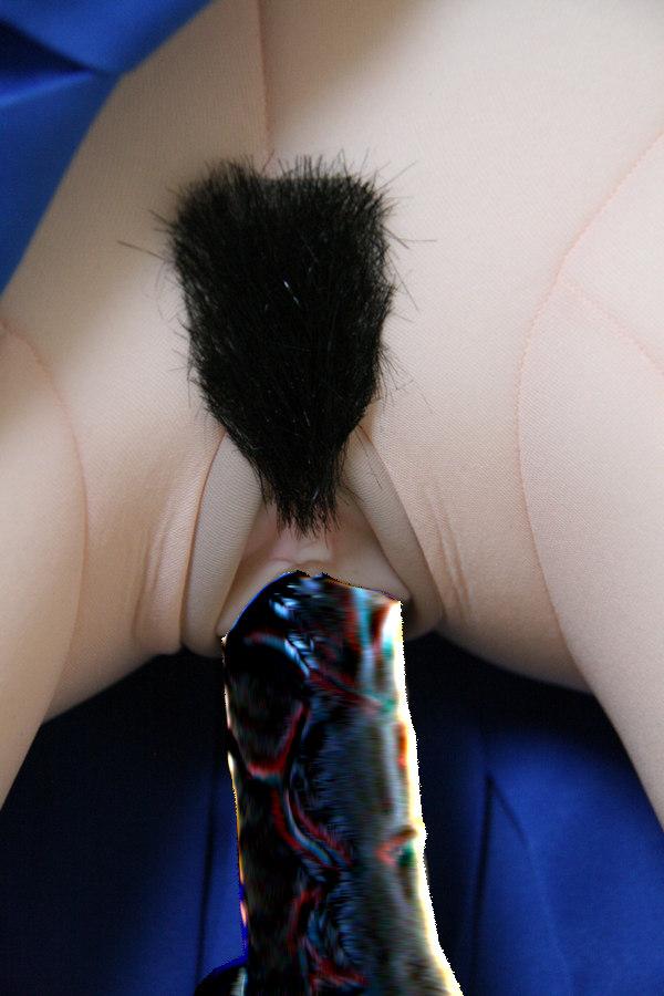 木偶の坊タイプGに麻衣子さんの濡穴