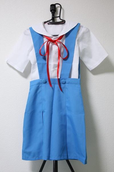 アリエクで買ったエヴァ制服