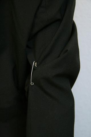 TPEドール 袖の長さ調整