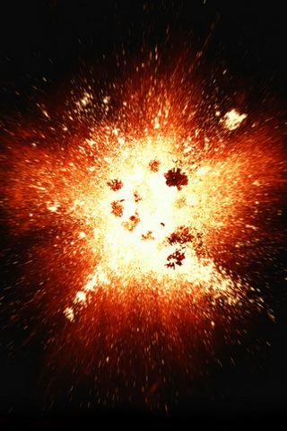 ニトロ爆破