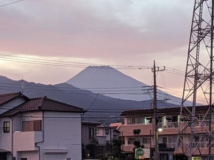 「毎夕の日課としてる近所の散歩の景色」9-1