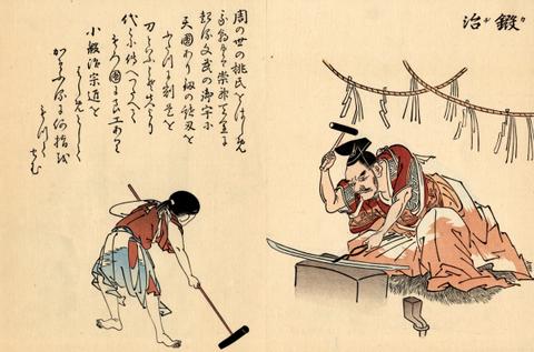 江戸時代に仕事においても人間関係で悩む人々