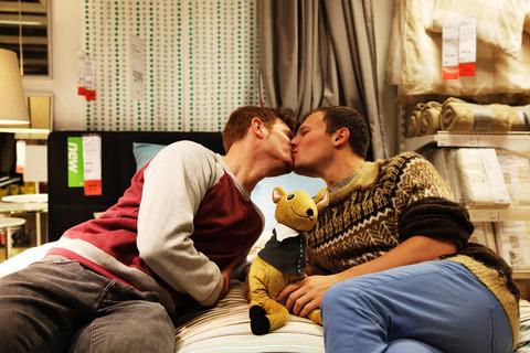 同性愛男性者同士の性欲を果たすのはやはり