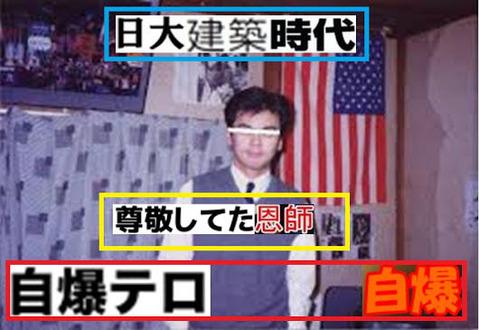 学生部時代は恩師だった山○好○さんの20代の写真