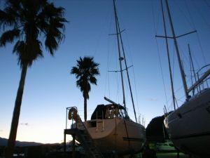 タモリのヨットがあるヨットハーバー完全無修正写真画像!