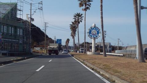 3月4日御前崎市へドライブした光景写真