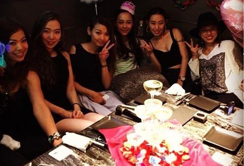 000000富士市のクラブでクリスマスパーティーの写真 (1)
