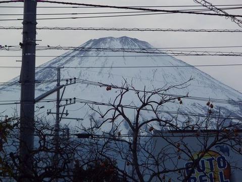 26御殿場市で紅葉狩りと富士山写真 (9)