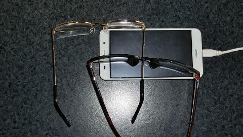 私の2つの老眼鏡 (1)