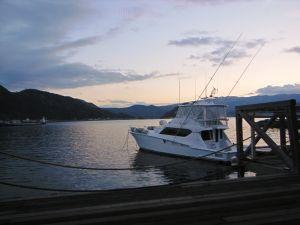 タモリのヨットがおいてある沼津市内のヨットハーバー  完全無修正写真画像!