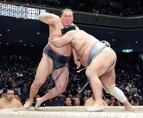 『大相撲 初場所 3日目』
